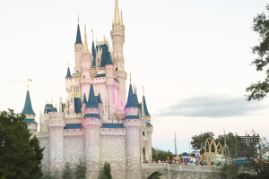 Travel with blondewalk: Magic Kingdom
