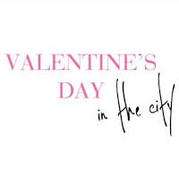 Valentine's day - in the city