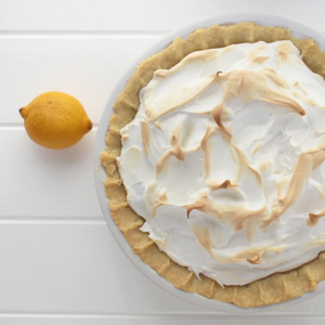 BWPieChallenge - Lemon pie