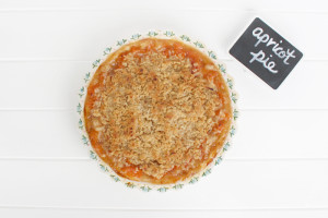 Eating seasonally – through pie: Apricot