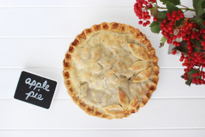Eating seasonally – through pie: Apple