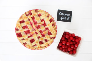 Eating seasonally – through pie: Cherry