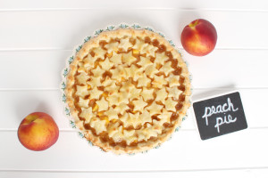 Eating seasonally – through pie: Peach