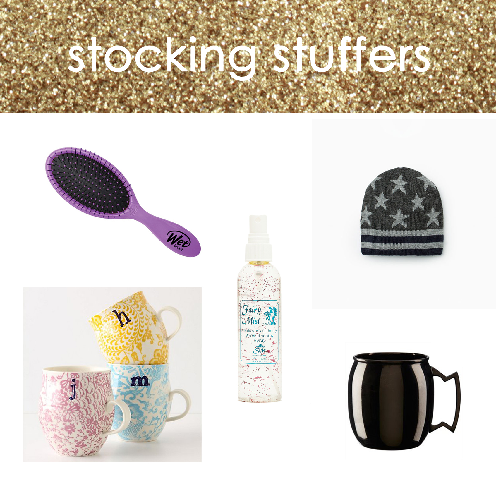 Stocking stuffers - blondewalk