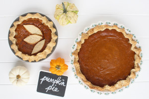 Eating seasonally – through pie: Pumpkin