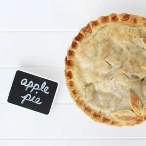 BWPieChallenge: Apple pie