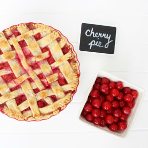 BWPieChallenge: Cherry pie