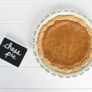 BWPieChallenge: Chess pie