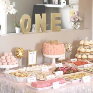 Once upon a time: first birthday