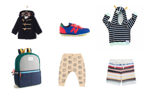 Mini style guide: boys
